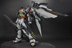 GUNDAM GUY: MG 1/100 Gundam Double-X Rexceed [GBWC 2016 Japan] - Customized…