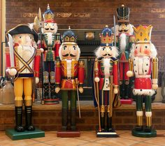 Nutcrackers All by Jack English, via Flickr