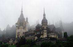 Castelul Peleş, Romania.