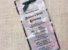 Alison 50th Birthday