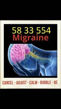 For Migraines
