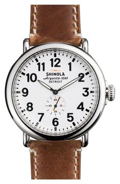 Made in America: Shinola Watches