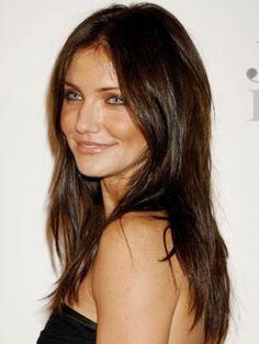 Level 4 hair color (medium brown)