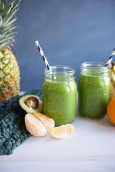 The Anti-Inflammatory Properties of the Morning Fuel Smoothie
