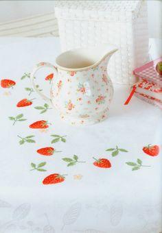 Gallery.ru / Фото #1 - Strawberry - Auroraten