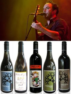 Blenheim Vineyards..wines by Dave Matthews...another great product of out VA =)