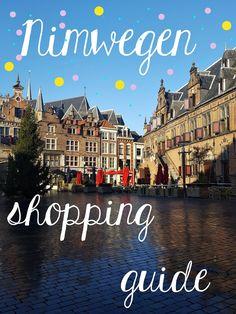 Hier findet ihr einen Shopping Guide über Nimwegen. Ich empfehle euch schöne Geschäfte mit Wohnaccessoires und Deko.