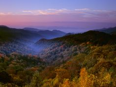 Great Smoky Mountains National Park - National Geographic