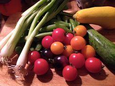 Rockin' The Kitchen: Everything Salad