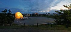 茅ヶ崎公園平和記念碑(神奈川県茅ヶ崎市中海岸)