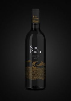 San Paolo Wine on Packaging of the World - Creative Package Design Gallery