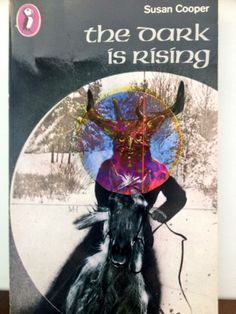 the dark is rising. Loved this book