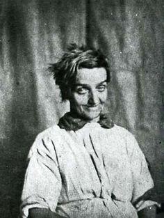 Dr. Hugh Welch Diamond. Mental Patient. 1855. (via Photo 1 Lecture 4)