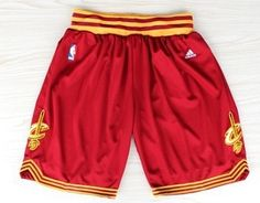 Cleveland Cavaliers Red Short