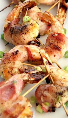 Bacon Jalapeno Lime Shrimp