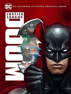 (1⃣) Justice League: Doom