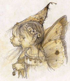 Character and Creature Design Notes: Jean-Baptiste Monge Brownie Fairy, Fairy Drawings, Design Art Drawing, Fairy Pictures, Jean Baptiste, Fairy Art, Magical Creatures, Eye Art, Creature Design
