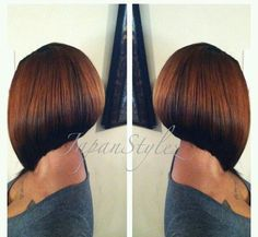 Love the color and cut. Brandy Bryant ... I know you can hook this up for me :-)