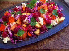 hindbærsalat