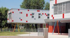 Nuova Scuola Elementare a Quinto Vicentino – Vicenza – Italy