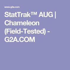 StatTrak™ AUG | Chameleon (Field-Tested) - G2A.COM