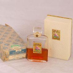 VINTAGE Houbigant 'Lilas' Concentree 1/2 oz perfume mini | eBay
