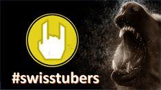 Gamerocker Kanalvorstellung von Schweizer YouTuber und Streamer. Interview, Youtuber, Streamers, Movie Posters, Movies, Swiss Guard, Fiction, 2016 Movies, Paper Streamers