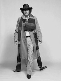 Tom Baker (The Fourth Doctor) 4th Doctor, Doctor Who Tardis, Eleventh Doctor, Doctor Who Companions, Classic Doctor Who, William Hartnell, Rory Williams, Buffy The Vampire, Female Doctor