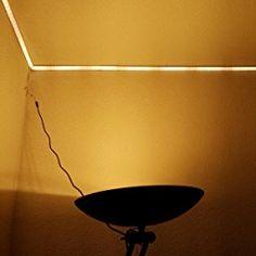 LEDMO blanc chaud ruban led , SMD 5630 300leds,IP65 imperméable bande led,pour décoration Intérieure, Eclairage Design et Moderne Salon, TV, Bar: Amazon.fr: Luminaires et Eclairage