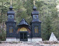 slovenia churches | Russian church in Slovenia