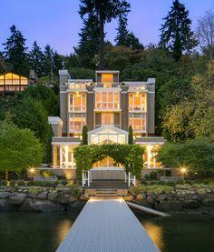 Bellevue Waterfront Property (lake washington near Seattle)