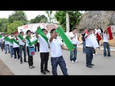 Desfile 20 de Noviembre Maxcanú
