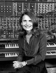 Wendy Carlos...electronic music pioneer!