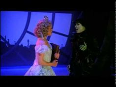 """For Good - WICKED the Musical - YouTube """"Because I knew you, I have been changed for good."""""""
