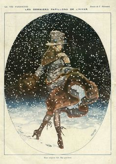 'La Vie Parisienne, 1918' by Advertising Archives on artflakes.com as poster or art print $17.33