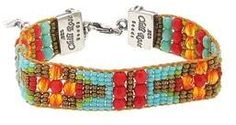 ShopStyle: Chili Rose Beadz Red Hot Fancy Poppy with Tiffany's Tips
