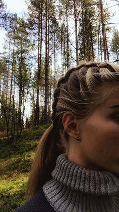 Hair Inspo, Hair Inspiration, Hiking Hair, Cut My Hair, Great Hair, Hair Dos, Pretty Hairstyles, Short Hair Styles, Hair Beauty