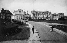 Cabourg. Grand Hôtel.