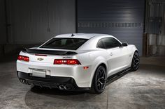 Have you seen the 2014 Chevrolet Camaro Z/28?