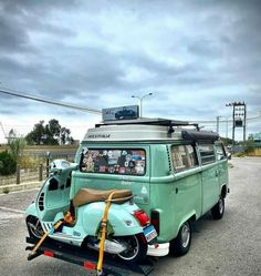 Westfalia Happy Campers, Getting Out, Double Tap, Van Life, Motorhome, Beautiful World, The Great Outdoors, Monster Trucks, Traveling By Yourself