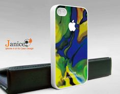 iphone 4 case, iphone 4s case, iphone 4 cover ,cell phone case  ,abtract style design iphone cases. $13.99, via Etsy.