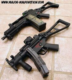 zombie apocalypse guns