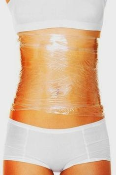 DIY Body Wrap Recipe - Tone, tighten, and firm in 45 minutes. Works amazing for cellulite control and spot treatments.