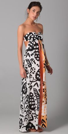 Diane von Furstenberg New Krystle Cover Up