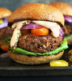 8 Savory Vegan Burger Recipes That Render Beef Irrelevant