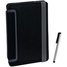Onn ONA14TA066 Universal 7.0-inch Tablet PC Case with Stylus - Black