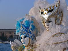 Another from the Venetian Carnival    by flickr user Nemodus photos
