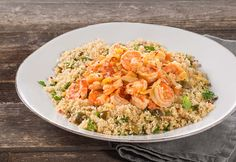 dishmaps sicilian shrimp and couscous recipes dishmaps sicilian shrimp ...