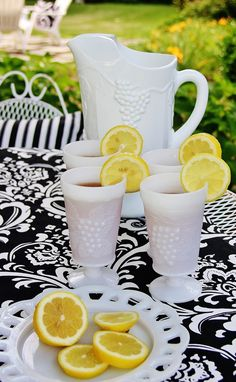The Best Advice I Never Gave - Thistlewood Farm Love this pitcher and cup set!!!