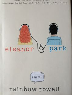 Eleanor and Park- my FAVORITE book EVER! Right next to twilight ❤❤ love love love